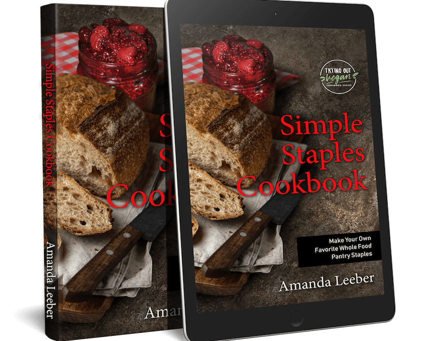 Simple Staples Cover Reveal